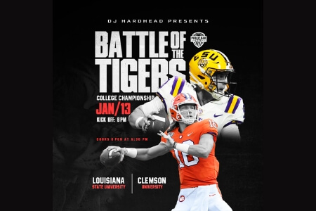 Battle of The Tigers Championship