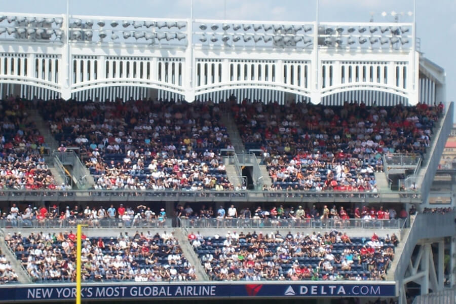 Yankee Stadium Stands